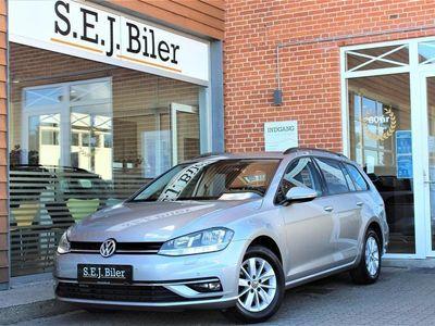 brugt VW Golf Variant 1,4 TSI BMT Comfortline DSG 125HK Stc 7g Aut. A