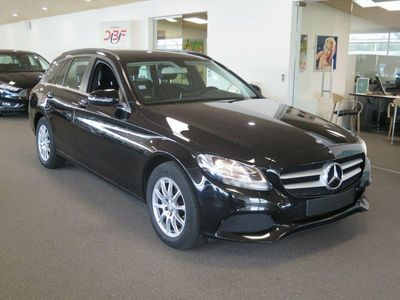 used Mercedes C220 d 2,2 Business stc. aut.