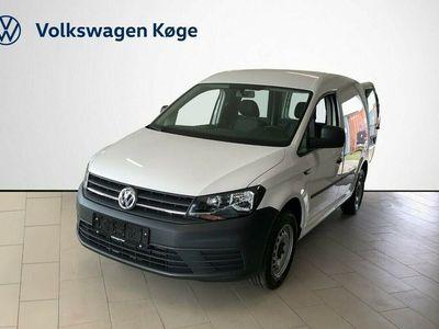 brugt VW Caddy 2,0 TDi 102 DSG Van