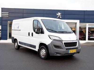 brugt Peugeot Boxer 330 L2H1 2,2 HDI Premium 110HK Van 6g