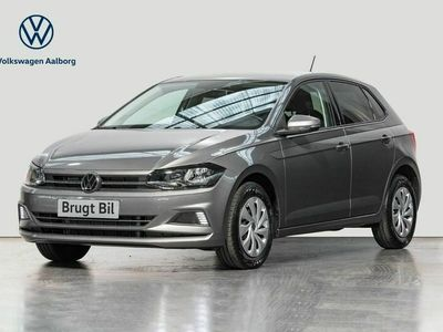 brugt VW Polo 1,0 TSi 95 Comfortline Connect DSG