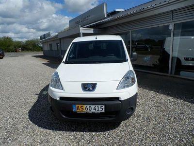 brugt Peugeot Partner L1 1,6 HDI FAP 90HK Van