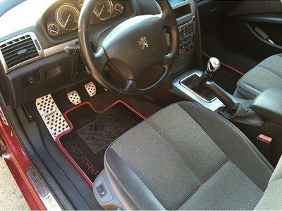 brugt Peugeot 407 2.0 136 HK Sport