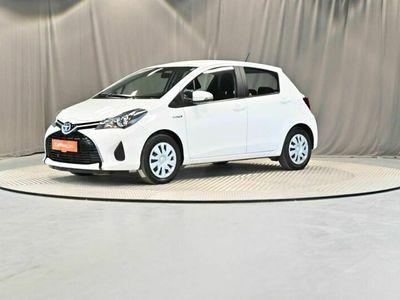 brugt Toyota Yaris Hybrid 1,5 Hybrid e-CVT