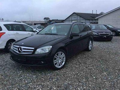 brugt Mercedes C250 d T 2,2 CDI BlueEfficiency 204HK Stc 6g