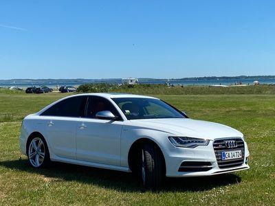 brugt Audi S6 4.0 TFSI 420 HK 4-DØRS QUATTRO S TRONIC