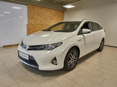brugt Toyota Auris 1,8 VVT-I H3 Comfort STC E-CVT 136HK 5d