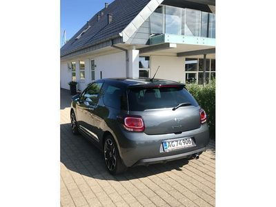 usata Citroën DS3 1,6 Style Special Edition - NETOP NEDSAT