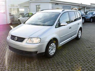 brugt VW Touran 1,9 TDI Trendline 105HK Van 6g - Varebil - Søvlmetal