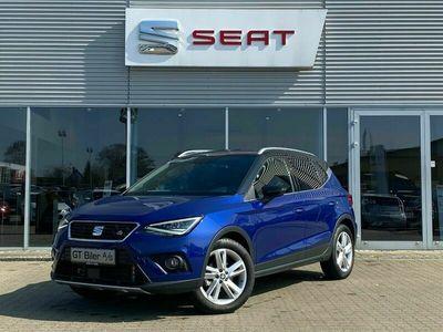brugt Seat Arona 1,0 TSi 115 FR DSG