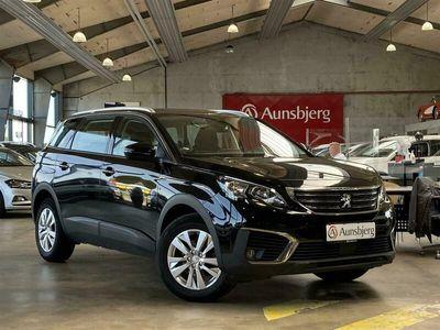 brugt Peugeot 5008 1,2 PureTech Active EAT6 130HK 5d 6g Aut.