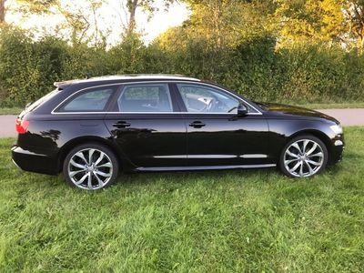 brugt Audi A6 AVANT 2.0 TDI 177 HK 5-dørs MULTITRONIC