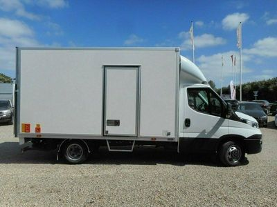 brugt Iveco Daily 2,3 35C16 Alukasse m/lift