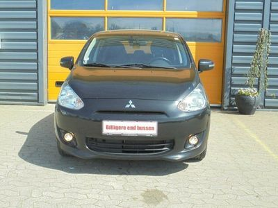 gebraucht Mitsubishi Space Star 1,2 Black & White