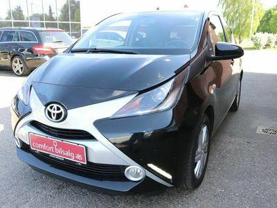 brugt Toyota Aygo 1,0 VVT-i x-cellence