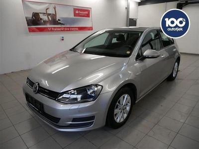 brugt VW Golf 1,6 blueMotion TDI 110HK 5d 6g