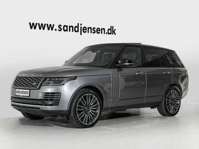 brugt Land Rover Range Rover 5,0 P525 Autobiography aut. Van