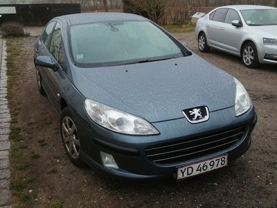 brugt Peugeot 407 1.6 109 HK Performance