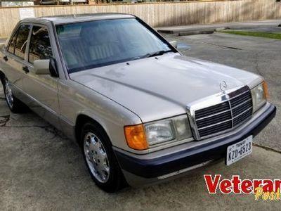 brugt Mercedes 190 2.3