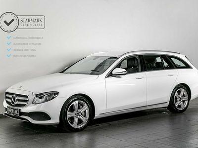 used Mercedes E350 3,0 stc. aut.