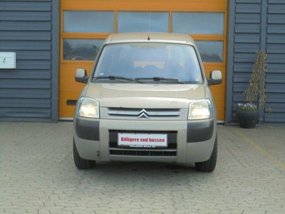 gebraucht Citroën Berlingo 1,6i 16V Multispace 7prs