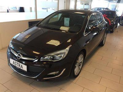brugt Opel Astra 4 Turbo Sport Start/Stop 140HK 5d 6g