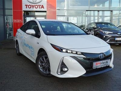 brugt Toyota Prius 1,8 Plug-in H3 122HK 5d