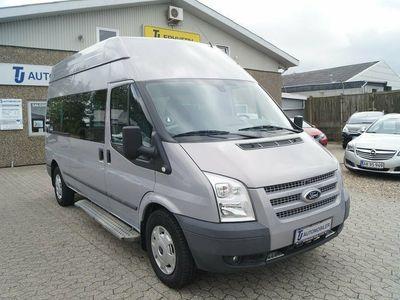 usado Ford Transit 350L Kombi 2,2 TDCi 140 Trend FWD