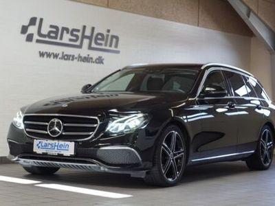 brugt Mercedes E220 stc. aut.