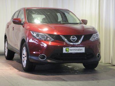 brugt Nissan Qashqai 1,5 dCi 110 Acenta Connect