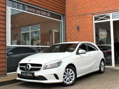 brugt Mercedes A180 d 1,5 CDI 109HK 5d 6g A+