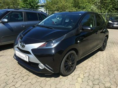 brugt Toyota Aygo 1,0 VVT-i x-black