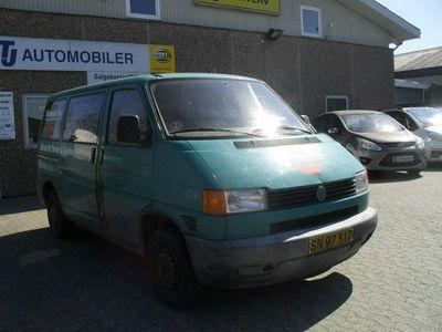 brugt VW Transporter 2,5 Kassevogn