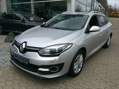 second-hand Renault Mégane III 1,5 dCi 110 Expression ST ESM