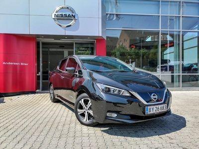 używany Nissan Leaf el EL N-Connecta 150HK 5d Aut.