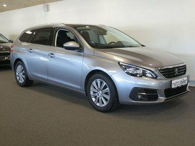 gebraucht Peugeot 308 1,6 BlueHDi 120 Allure SW