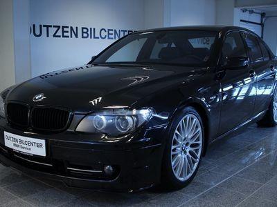 brugt BMW 745 d 4,4 Steptr.