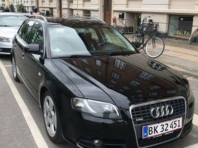 brugt Audi A4 2,0 AVANT