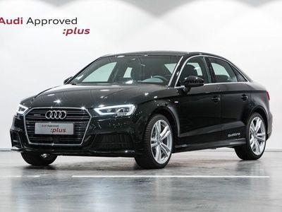 brugt Audi A3 40 TFSi Limited+ quattro S-tr.