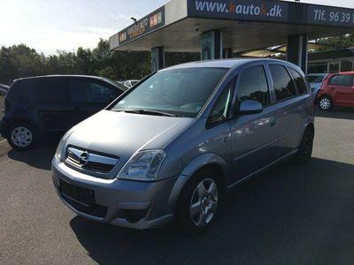 brugt Opel Meriva 1,3 CDTi 75 Essentia