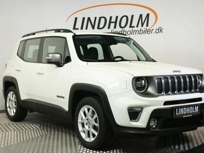 brugt Jeep Renegade 1,0 T 120 Limited