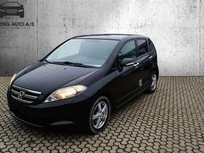 brugt Honda FR-V 2,2 CTDI Executive 140HK 6g - Personbil - Mørkblå