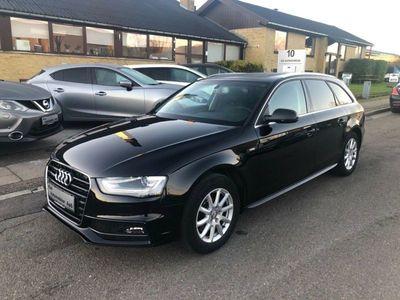 brugt Audi A4 1,8 TFSi 120 S-line Avant