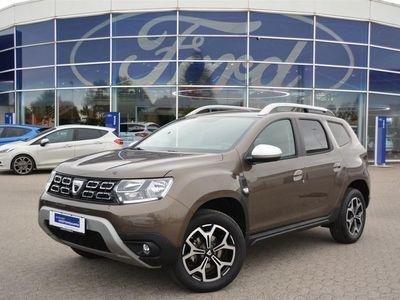 brugt Dacia Duster 1,3 Tce Prestige 150HK 5d 6g