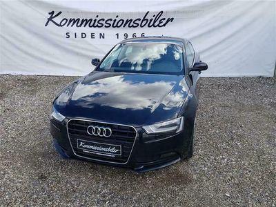 brugt Audi A5 Sportback 2,0 TDI 150HK 5d 6g