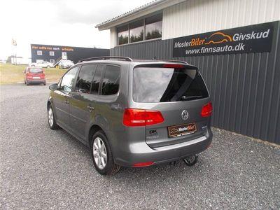 brugt VW Touran 2,0 blueMotion TDI Comfortline 140HK 6g