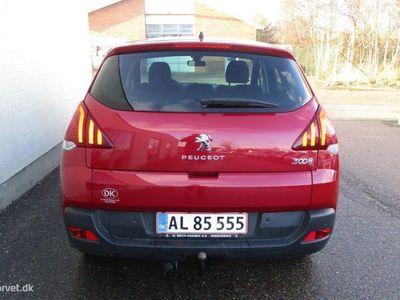 brugt Peugeot 3008 2,0 HDI Motion+ 150HK 6g