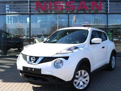 used Nissan Juke 1,6 Visia 4x2 94HK 5d