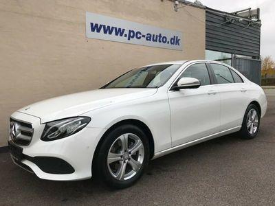 brugt Mercedes E220 2,0 aut.