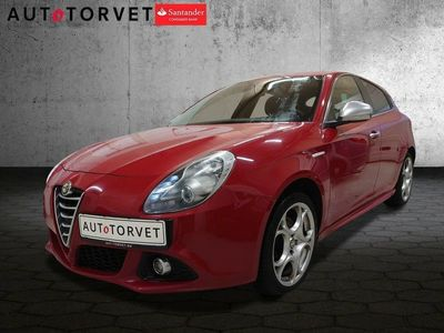 brugt Alfa Romeo Giulietta 1,4 M-Air 170 Sportiva